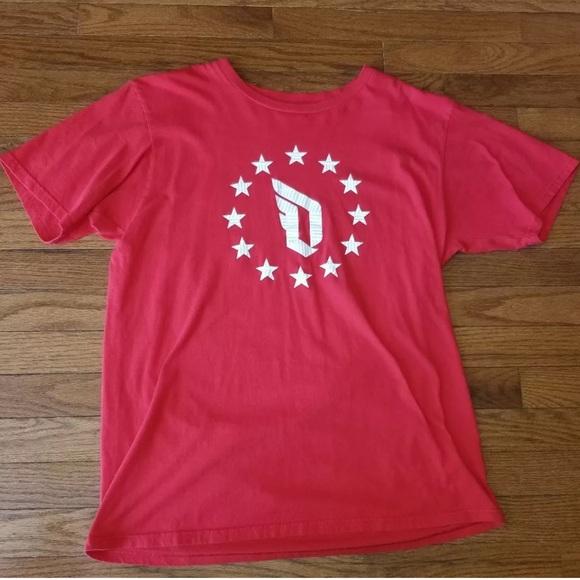 designer fashion 28068 73b33 Adidas Damian Lillard Dame 3 T Shirt Large 😎🔥